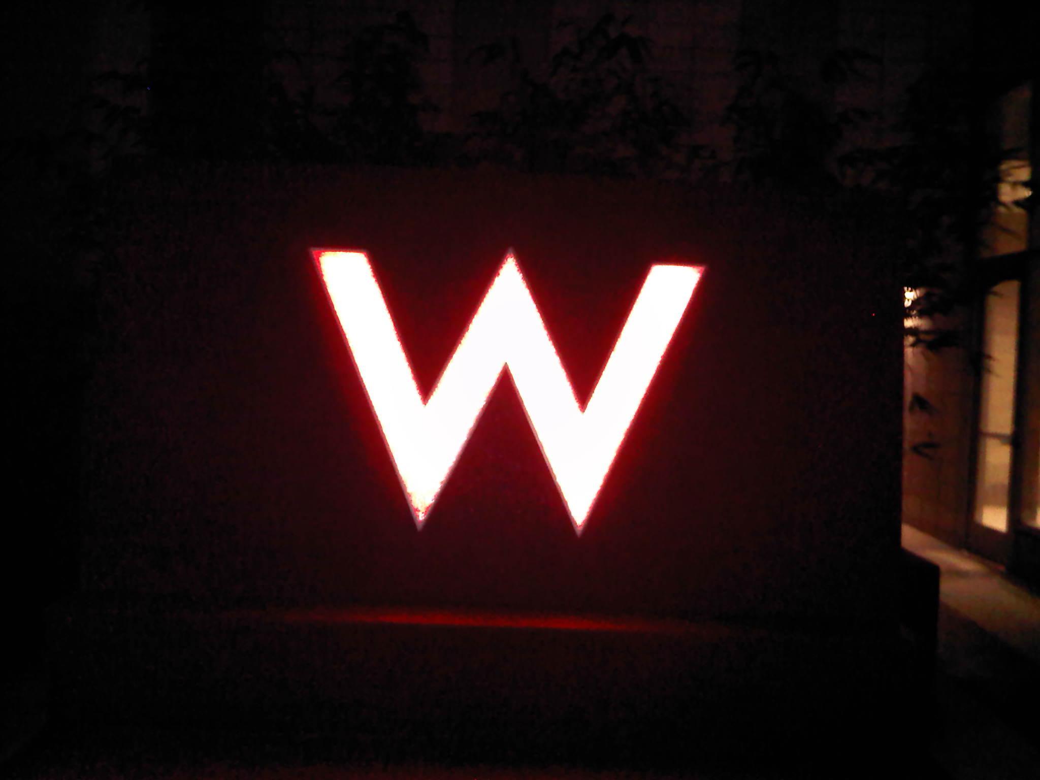 ... hotel logo ... W Hotels Logo