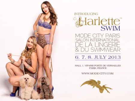 Introducing Harlette SWIM Paris 2