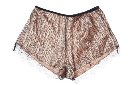 Black Label Double Trouble Silk & Signature Harlette Lace Short as seen in Secret Diary on Billie Piper  (1)